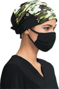 Camouflage Brook Surgical Hat - A145 - CEB