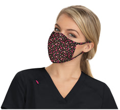 Reversible Fashion Mask Pack of 2 - Assorted