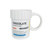 Chocolate Prescription Ceramic Coffee Mug