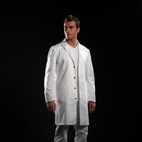 Almaty - Stylish And Elegant Men's Labcoat