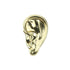Gold Ear Pin