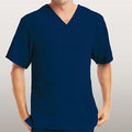 Kd110 Men's Justin V-Neck Solid Top 0109