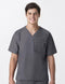 Men's Solid Raglan Sleeves Top 6716