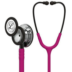 Littmann Classic III Stethoscope - Raspberry - Mirror Finish - 5862