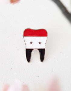 Syria Tooth Pin