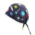 Virus Printed Surgical hat