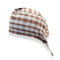 Chequered Surgical Hat
