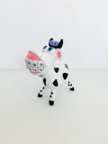 Cow With Braces Toy