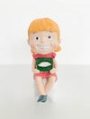 How To Protect Teeth(Girl) Figurine