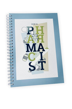 I Am Pharmacist Notebook