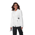MACIE Shorter length lab coat