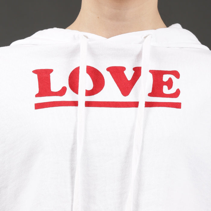 Love Crop Sweatshirt