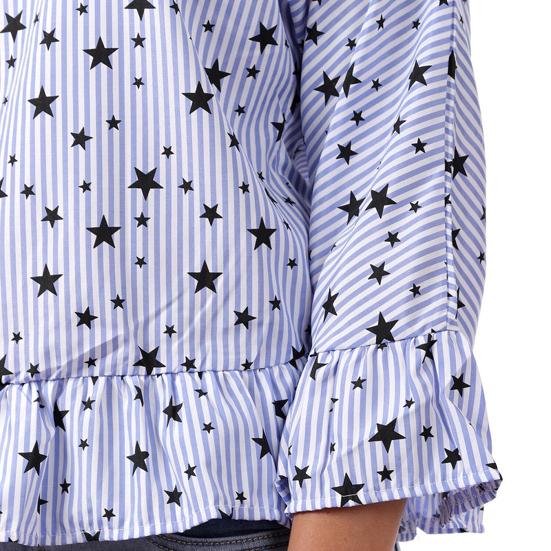 Stripes and Stars Top