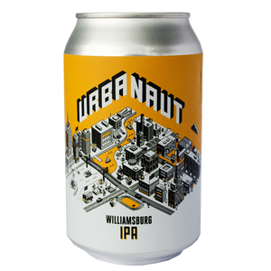 Williamsburg IPA 330ml Can