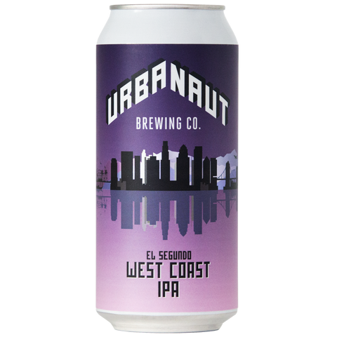 El Segundo West Coast IPA (2019) 440ml single can