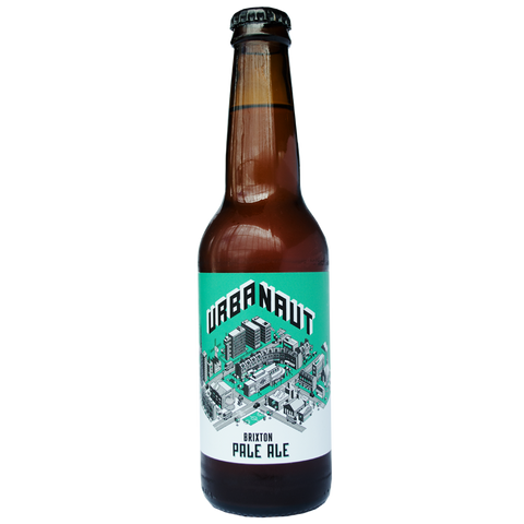Brixton Pale Ale 330ml Bottle