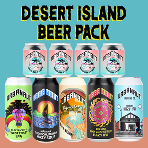 DESERT ISLAND Beer Pack - 9 Cans