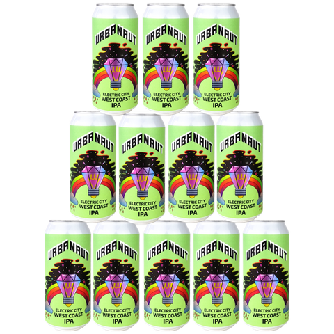 Electric City West Coast IPA - 12 x 440ml Cans