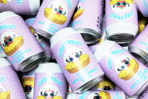 Fitzroy Apple Crumble Sour - 24 x 330ml Cans