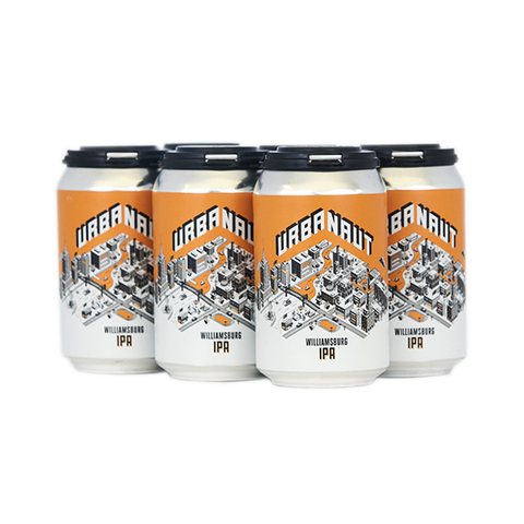 Williamsburg IPA 6 x 330ml Cans