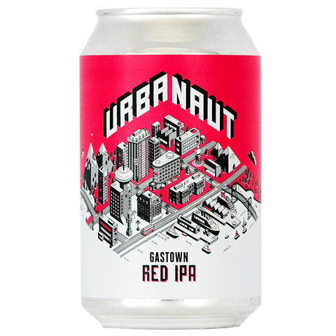 Gastown Red IPA 330ml Can