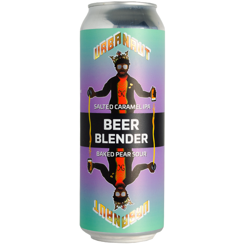Beer Blender Salted Caramel IPA x Baked Pear Sour - 2 x 250ml Cans