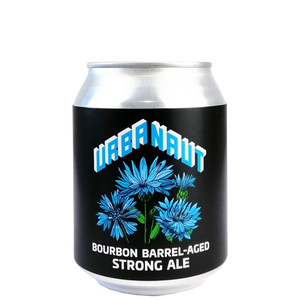Bourbon Barrel-Aged Strong Ale 12% - 1 x 250ml Can