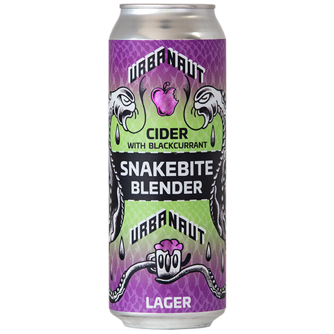 Snakebite Beer Blender 2 x 250ml Cans 6% abv