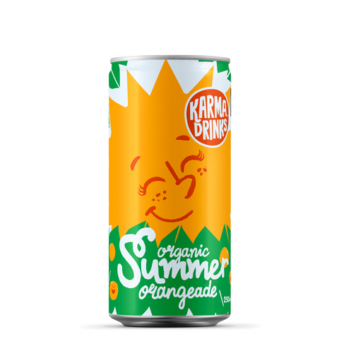 Summerade - 24 x 250ml Cans