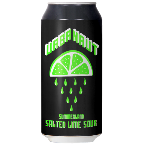 Summerland Salted Lime Sour - 1 x 440ml Can