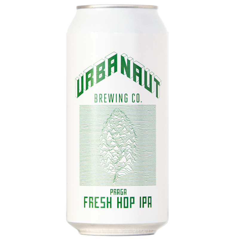 Praga Fresh Hop IPA - 1 x 440ml Can