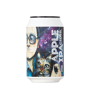 Morningcider Apple IPA - 1 x 330ml Can