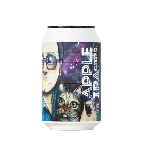 Morningcider Apple IPA - 6 x 330ml Cans