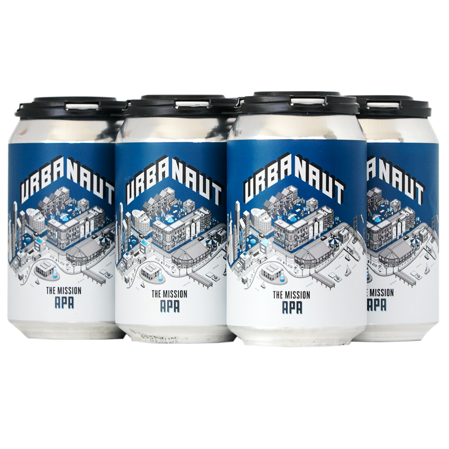 The Mission APA 5.9% - 6 x 330ml Cans