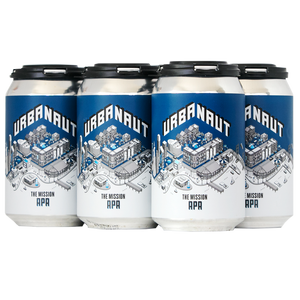 The Mission APA - 6 x 330ml Cans  ABV 5.9%