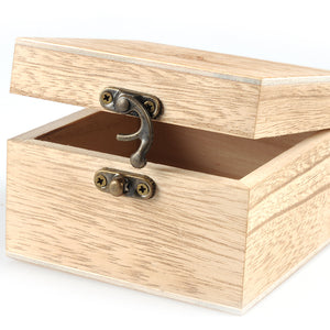 Square Latch Watch Box