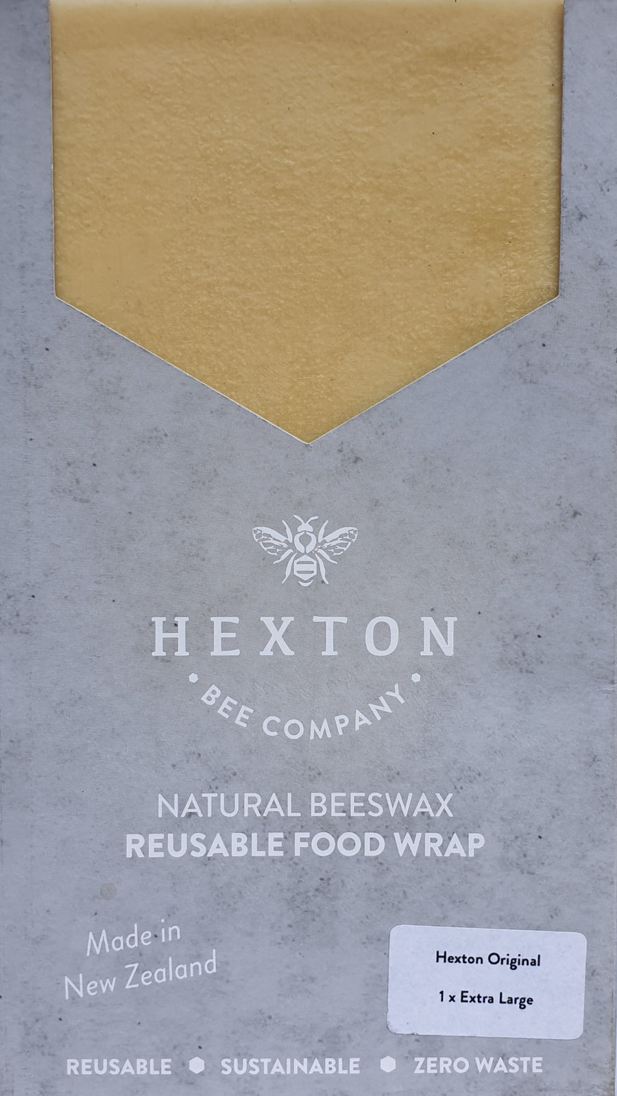 XL Beeswax Wrap - Hexton Original