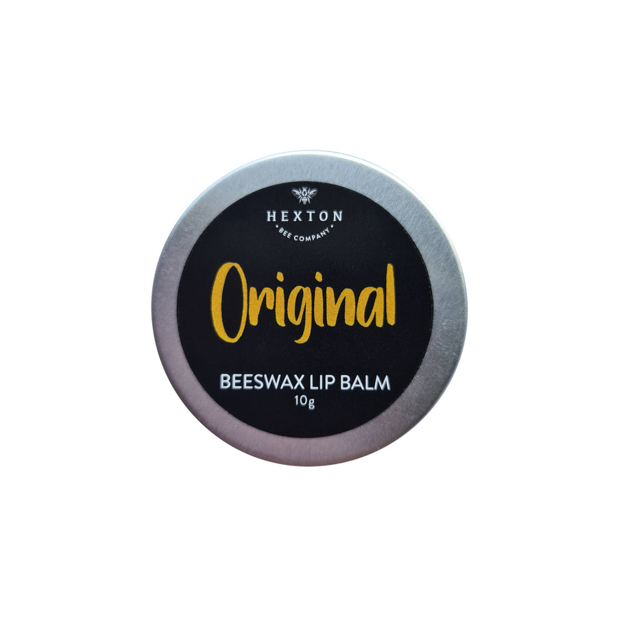 Original Beeswax Lip Balm 10g