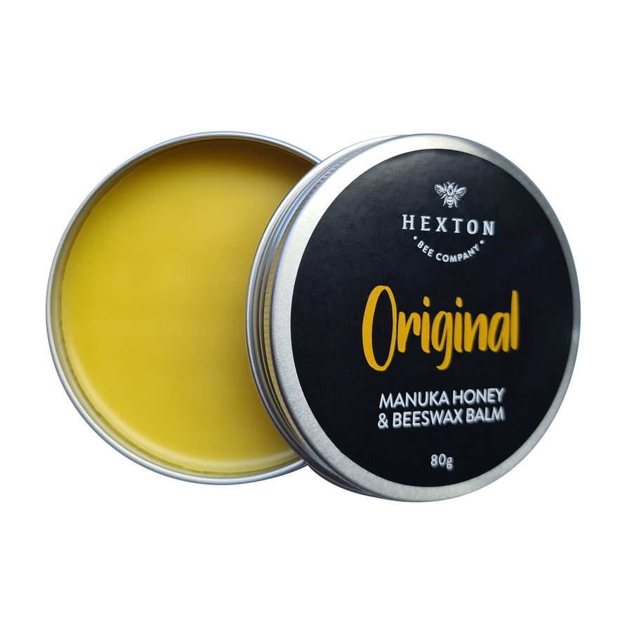 Original Manuka Honey & Beeswax Balm 80g
