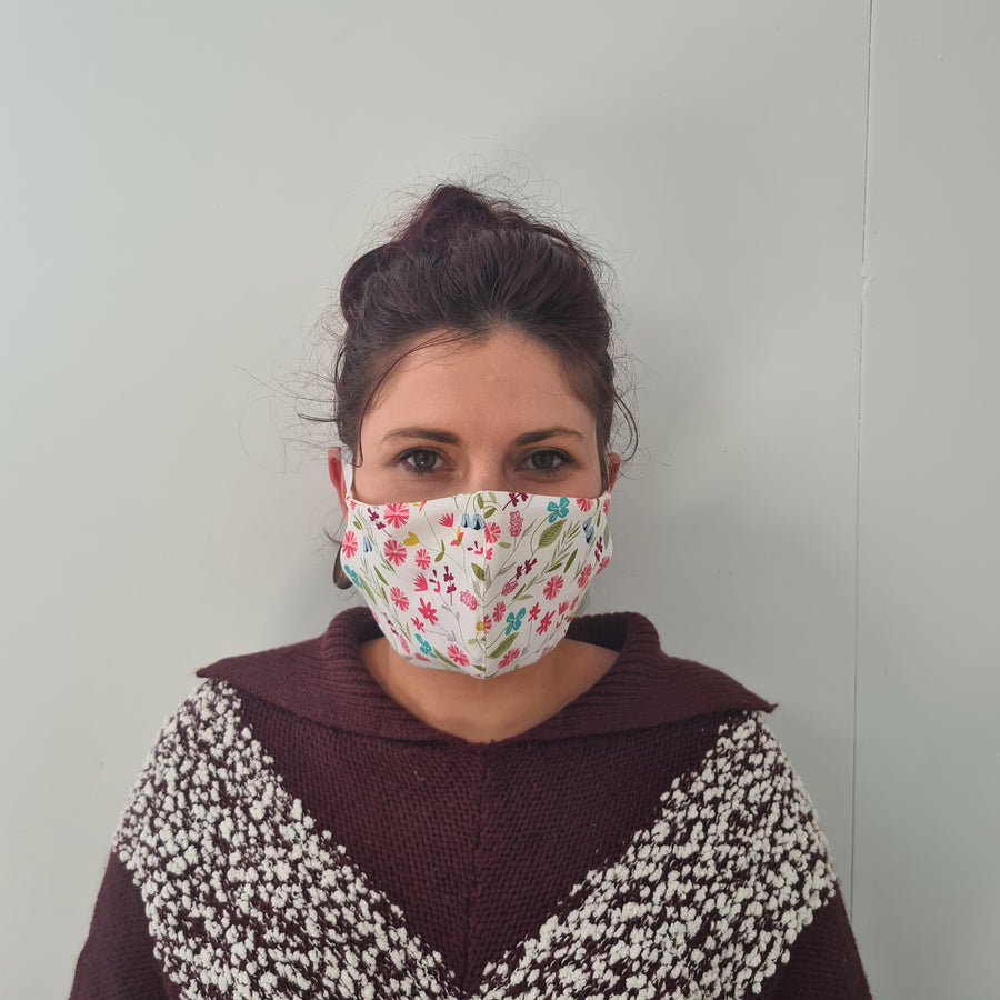 Garden Reusable Face Mask | Made in NZ