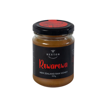Rewarewa New Zealand Raw Honey