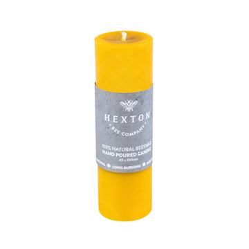 Solid Pillar Candle 45x150mm