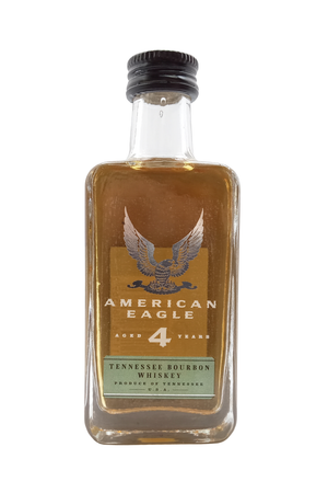 American Eagle 5cl miniature whisky 40% abv