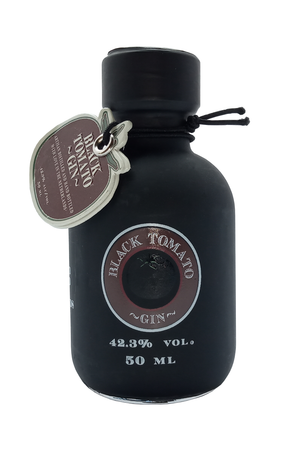 Black Tomato minature gin 5cl 42.3% Vol.