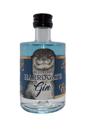 Harrogate Tipple Blueberry miniature gin 5cl 43% Vol