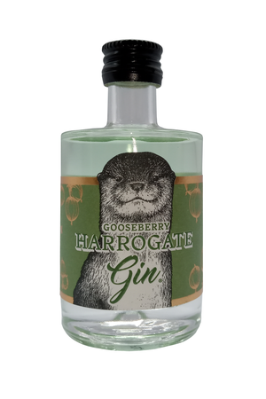 Harrogate Tipple Gooseberry miniature gin 5cl 43% Vol.