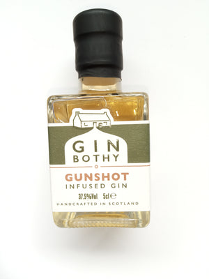 Gin Bothy Gunshot Gin 5cl 37.5% Vol.