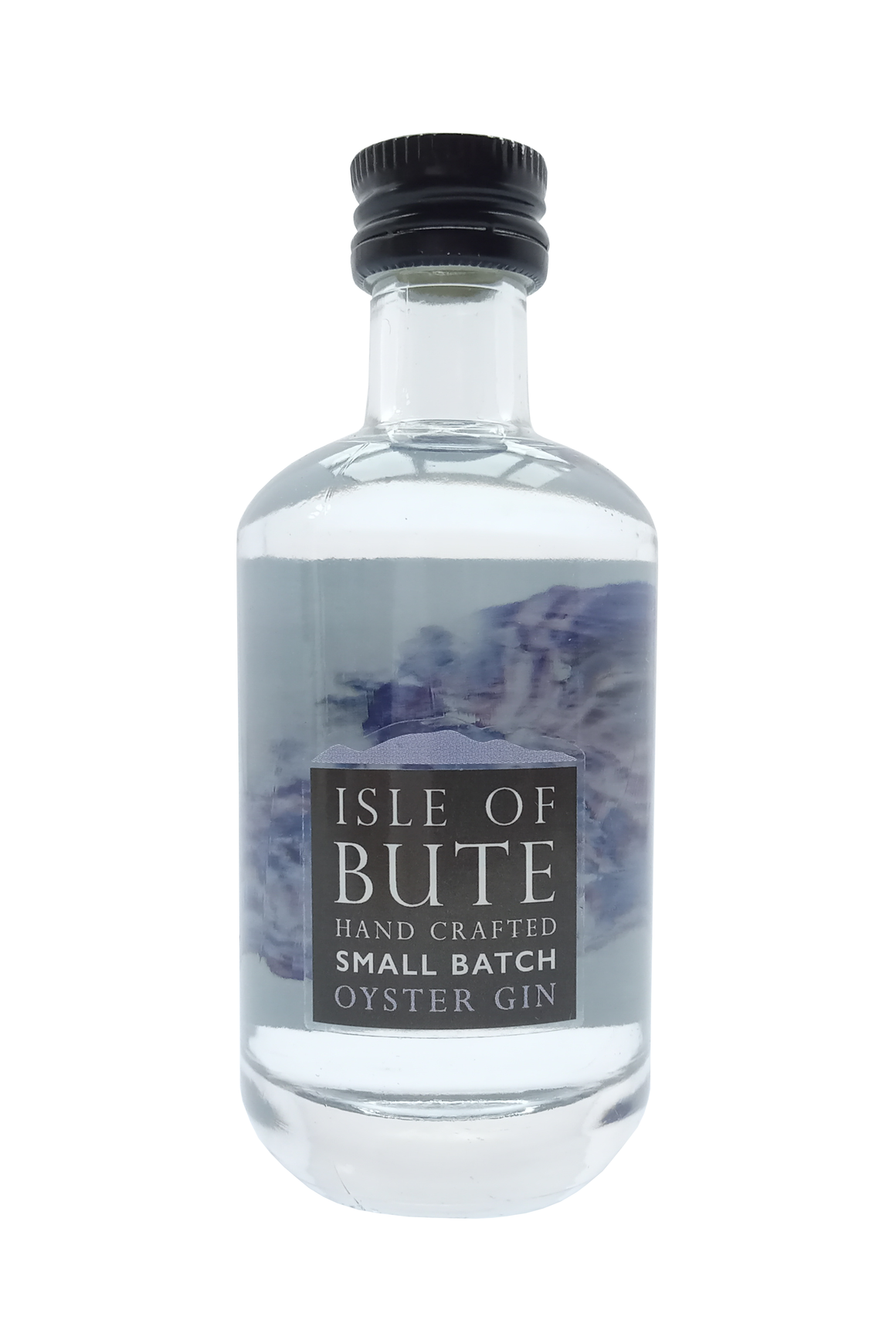 Isle of Bute 5cl miniature gin 43% abv