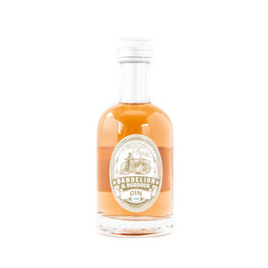 Dandelion and Burdock miniature gin 5cl 40% abv