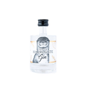 Harrogate Gin Premium miniature gin 5cl 43% Vol.